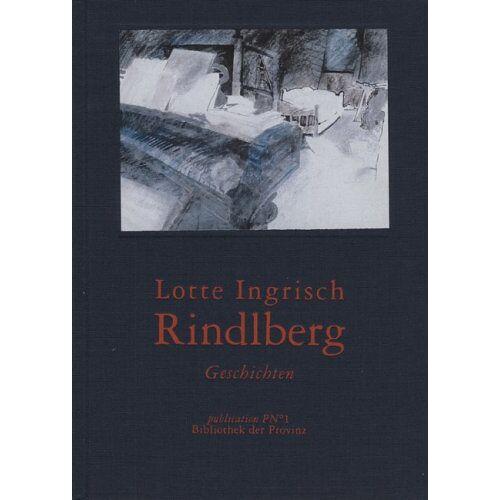 Lotte Ingrisch - Rindlberg: Geschichten - Preis vom 21.10.2020 04:49:09 h