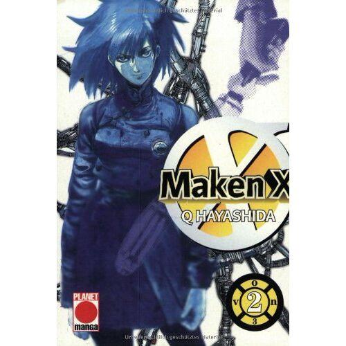 Q-Hayashida - Maken X 02 - Preis vom 12.04.2021 04:50:28 h