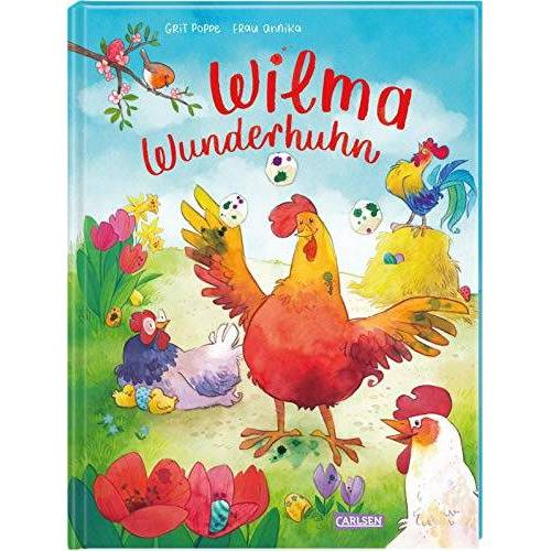 Grit Poppe - Wilma Wunderhuhn - Preis vom 21.10.2020 04:49:09 h