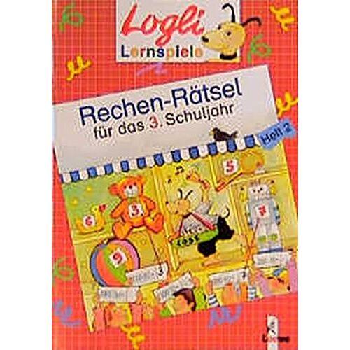 Roland Volk - Rechen-Rätsel, Für das 3. Schuljahr (Logli-Lernspiele) - Preis vom 05.05.2021 04:54:13 h