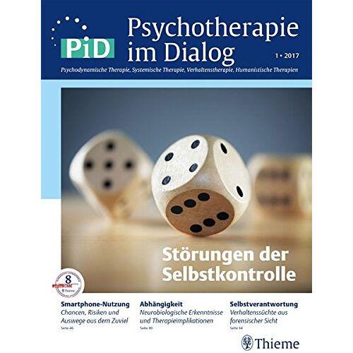 Michael Broda - Psychotherapie im Dialog - Störungen der Selbstkontrolle - Preis vom 05.03.2021 05:56:49 h