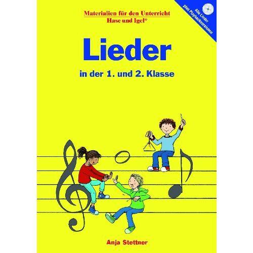 Anja Stettner - Lieder: in der 1. und 2. Klasse - Preis vom 03.12.2020 05:57:36 h