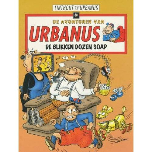 Urbanus - De blikken dozen soap (De avonturen van Urbanus, Band 80) - Preis vom 25.02.2021 06:08:03 h