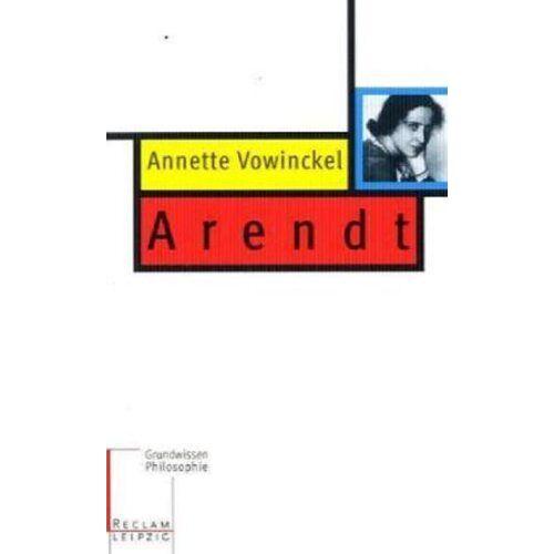 Annette Vowinckel - Arendt - Preis vom 16.04.2021 04:54:32 h