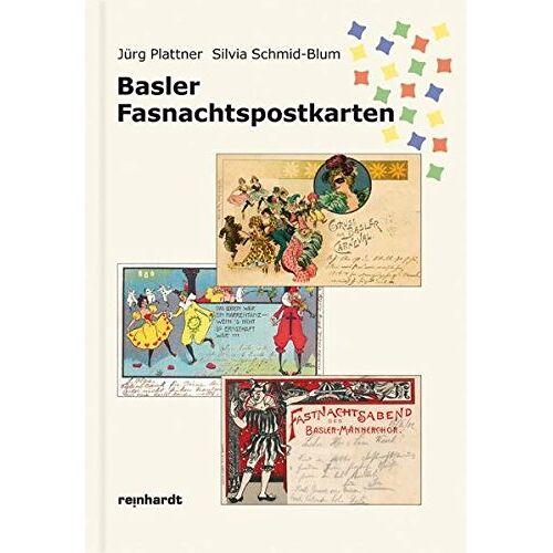 Silvia Schmid-Blum - Basler Fasnachtspostkarten - Preis vom 24.02.2021 06:00:20 h