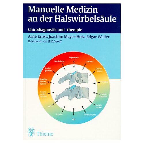 Arne Ernst - Manuelle Medizin an der Halswirbelsäule - Preis vom 15.05.2021 04:43:31 h