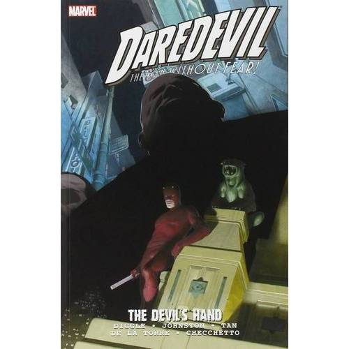 Andy Diggle - Daredevil: The Devil's Hand (Daredevil; The Devil Inside and Out) - Preis vom 17.04.2021 04:51:59 h