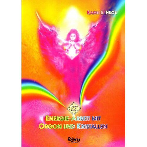 Huck, Karin E. - Energie-Arbeit mit Orgon und Kristallen - Preis vom 27.10.2020 05:58:10 h