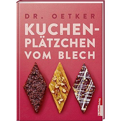 Dr. Oetker - Kuchenplätzchen vom Blech - Preis vom 24.02.2021 06:00:20 h