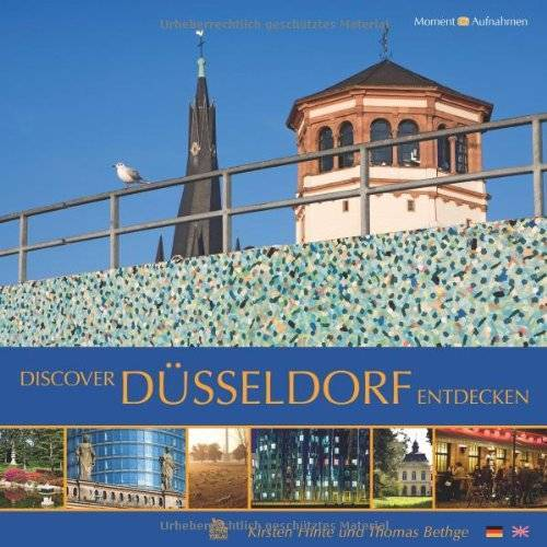 Thomas Bethge - Düsseldorf entdecken. Discover Düsseldorf - Preis vom 15.04.2021 04:51:42 h