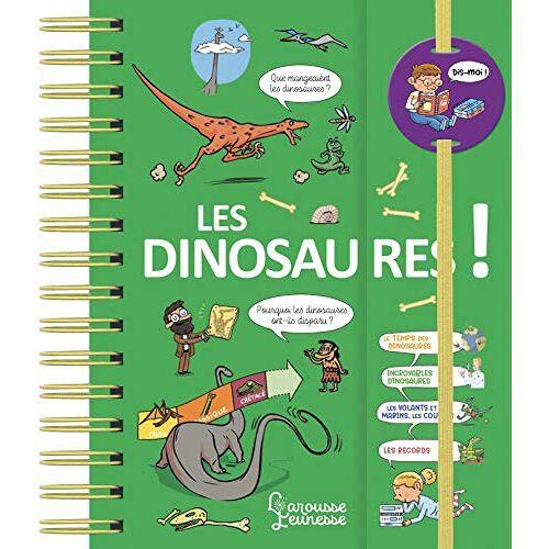 - Dis-moi ! Les dinosaures NE - Preis vom 05.05.2021 04:54:13 h