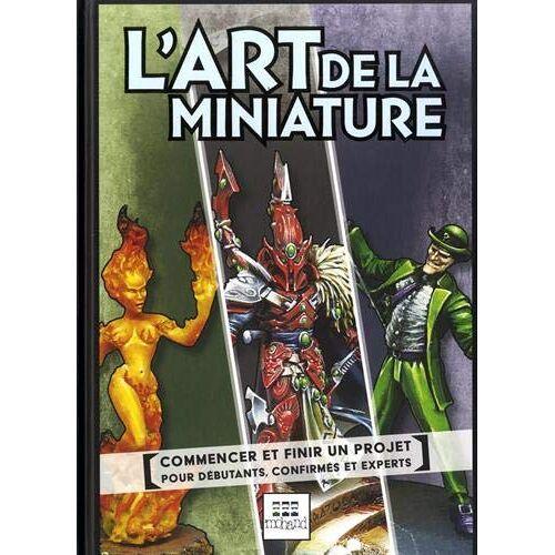 - L'art de la miniature - Preis vom 28.03.2020 05:56:53 h
