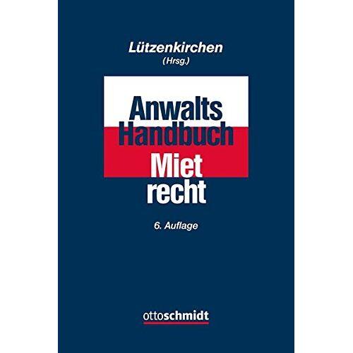 André Aust - Anwalts-Handbuch Mietrecht - Preis vom 27.02.2021 06:04:24 h