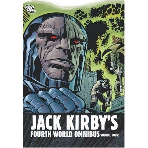 Jack Kirby - Jack Kirby's Fourth World: VOL 04 (Jack Kirby's Fourth World Omnibus) - Preis vom 21.10.2020 04:49:09 h