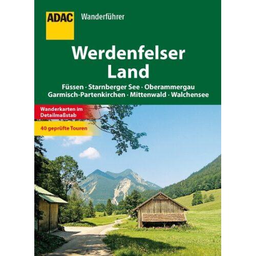 - ADAC Wanderführer Werdenfelser Land - Preis vom 16.01.2021 06:04:45 h