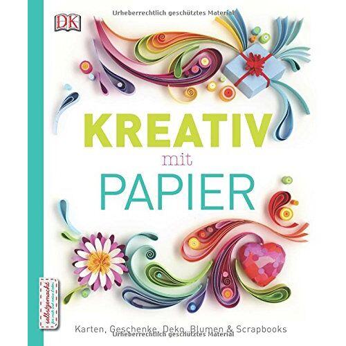 - Kreativ mit Papier: Karten, Geschenke, Deko, Blumen & Scrapbooks - Preis vom 08.05.2021 04:52:27 h