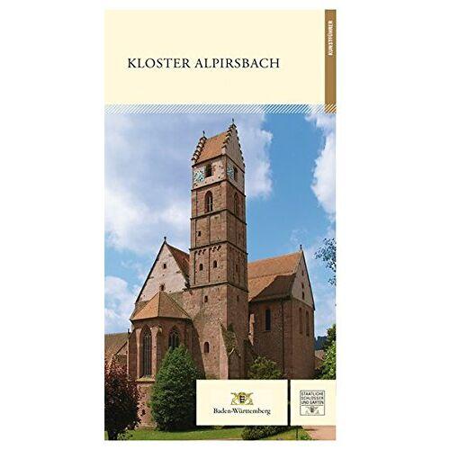 Elena Hahn - Kloster Alpirsbach: Kunstführer - Preis vom 21.10.2020 04:49:09 h