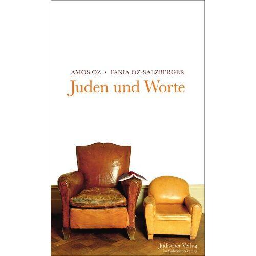 Amos Oz - Juden und Worte - Preis vom 18.04.2021 04:52:10 h