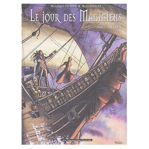 - Le jour des Magiciens, tome2 : Drazen - Preis vom 16.04.2021 04:54:32 h