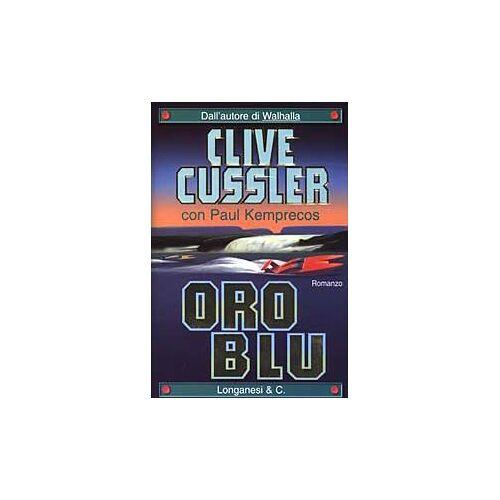 Clive Cussler - Oro blu - Preis vom 01.03.2021 06:00:22 h