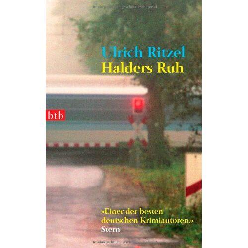 Ulrich Ritzel - Halders Ruh - Preis vom 18.02.2020 05:58:08 h