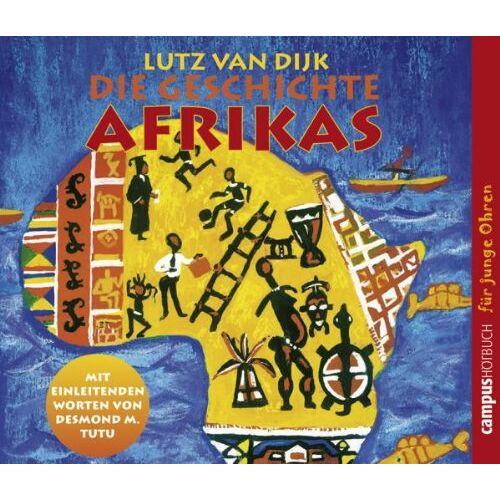 Dijk, Lutz van - Die Geschichte Afrikas - Preis vom 25.10.2020 05:48:23 h