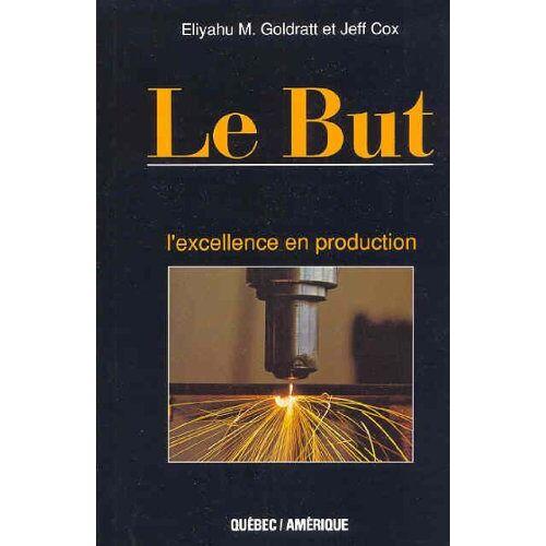 Goldratt, Eliyahu M. - Le But - Preis vom 17.04.2021 04:51:59 h