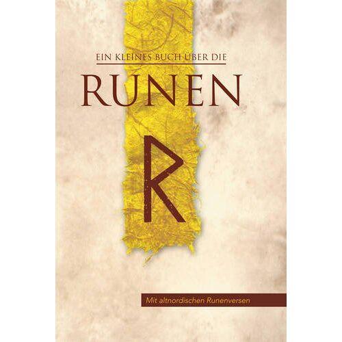- Ein Kleines Buch Uber die Runen - Preis vom 28.03.2020 05:56:53 h