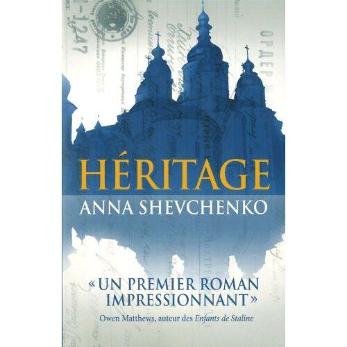 Anna Shevchenko - Héritage - Preis vom 20.10.2020 04:55:35 h