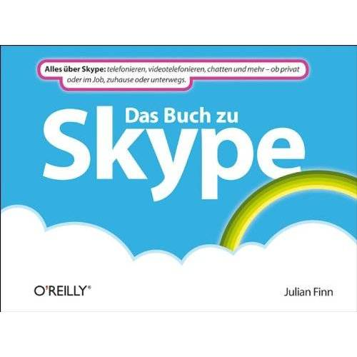Julian Finn - Das Buch zu Skype - Preis vom 23.01.2021 06:00:26 h