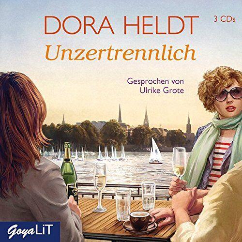 Dora Heldt - Unzertrennlich - Preis vom 14.01.2021 05:56:14 h