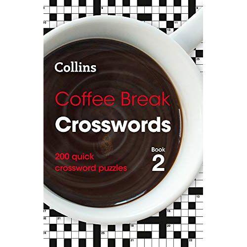 Collins Puzzles - Collins Puzzles: Coffee Break Crosswords Book 2: 200 Quick Crossword Puzzles - Preis vom 19.01.2021 06:03:31 h