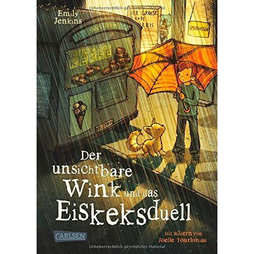 Emily Jenkins - Der unsichtbare Wink, Band 3: Der unsichtbare Wink und das Eiskeksduell - Preis vom 21.04.2021 04:48:01 h