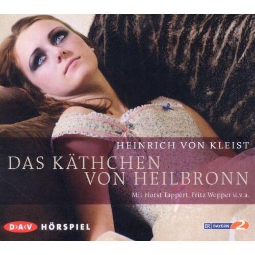 Kleist, Heinrich von - Das Käthchen von Heilbronn - Preis vom 04.09.2020 04:54:27 h