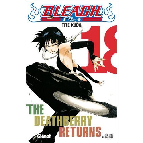 Tite Kubo - Bleach, Tome 18 : The Deathberry Returns - Preis vom 20.10.2020 04:55:35 h