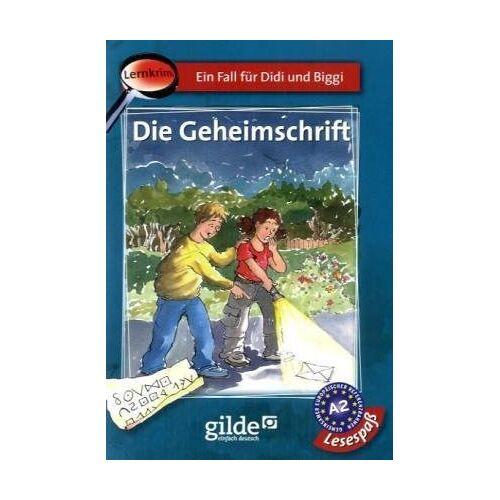 - Die Geheimschrift - Preis vom 20.10.2020 04:55:35 h