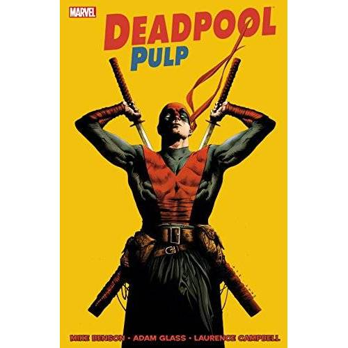 Mike Benson - Deadpool Pulp - Preis vom 08.05.2021 04:52:27 h