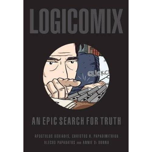 Apostolos Doxiadis - Logicomix: An Epic Search for Truth - Preis vom 18.10.2020 04:52:00 h