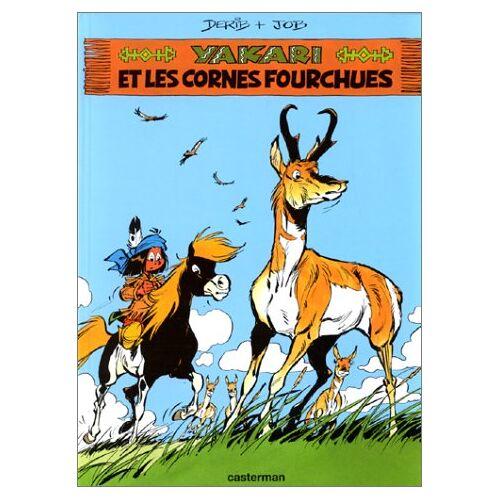 Derib - Yakari, Tome 23 : Yakari et les cornes fourchues (BD Yakari) - Preis vom 29.03.2020 04:52:35 h