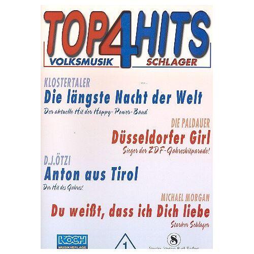 - Top 4 Hits Band 1 : Volksmusik und - Preis vom 09.04.2021 04:50:04 h
