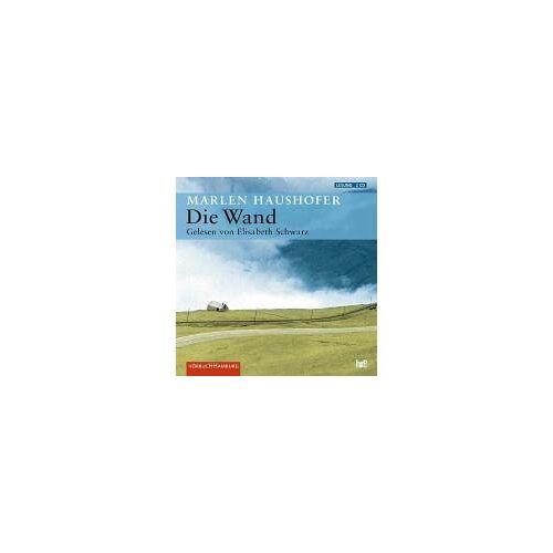 Marlen Haushofer - Die Wand. 2 CDs - Preis vom 20.10.2020 04:55:35 h
