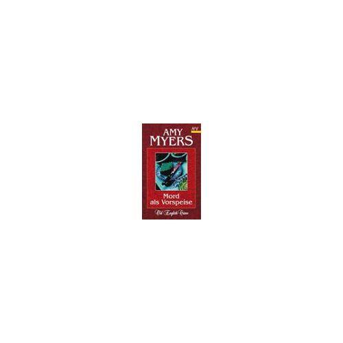 Amy Myers - Mord als Vorspeise - Preis vom 27.02.2021 06:04:24 h