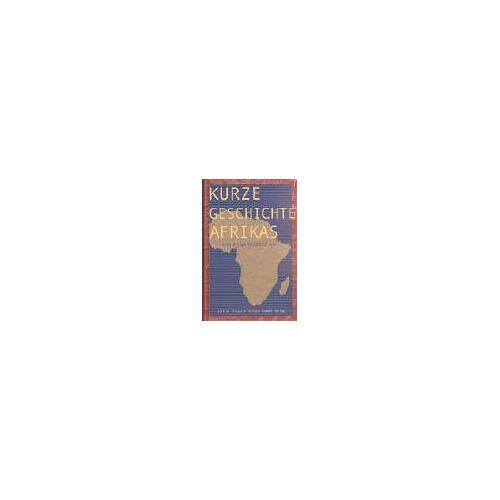 Fage, J. D. - Kurze Geschichte Afrikas - Preis vom 25.10.2020 05:48:23 h