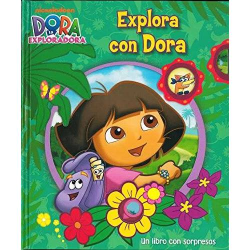 Nickelodeon - Dora la exploradora. Explora con Dora (Dora la exploradora. Libro regalo) - Preis vom 03.09.2020 04:54:11 h