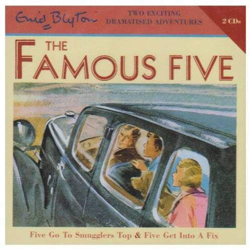 Enid Blyton - Five Go to Smugglers Top (Famous Five) - Preis vom 21.10.2020 04:49:09 h