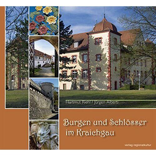 Hartmut Riehl - Burgen und Schlösser im Kraichgau - Preis vom 18.10.2020 04:52:00 h