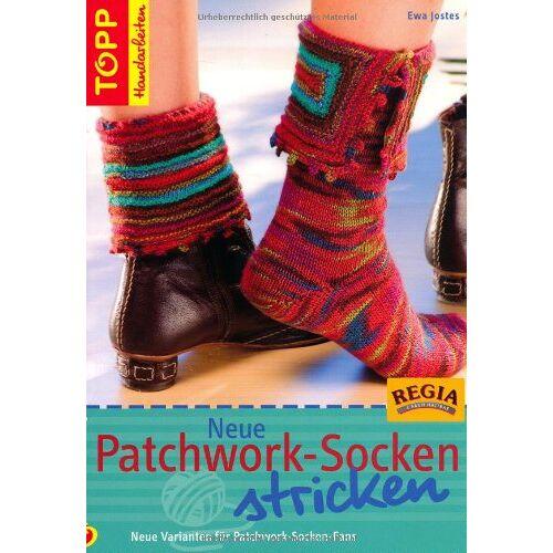 Ewa Jostes - Neue Patchwork-Socken stricken: Neue Varianten für Patchwork-Socken-Fans - Preis vom 27.02.2021 06:04:24 h