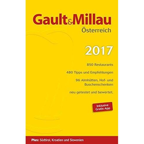 Hohenlohe, Martina und Karl - Gault & Millau Österreich 2017 - Preis vom 31.03.2020 04:56:10 h