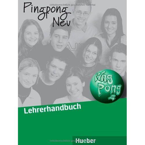 Gabriele Kopp - Pingpong neu 2. Dein Deutschbuch: Pingpong Neu, Lehrerhandbuch - Preis vom 07.05.2021 04:52:30 h