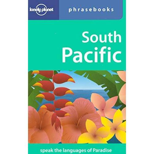 Hadrien Dhont - South Pacific Phrasebook (Phrasebooks) - Preis vom 24.02.2021 06:00:20 h